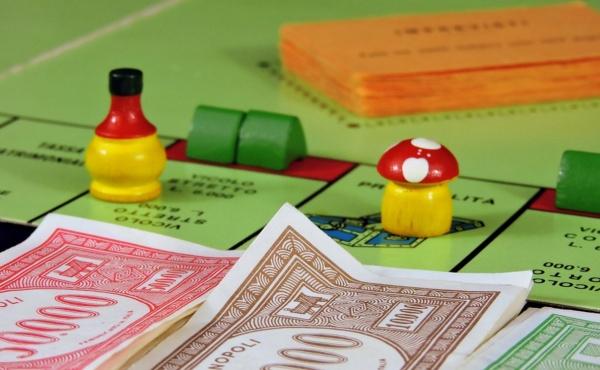 Stolové hry a zábava