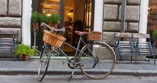 Bicykel mesto