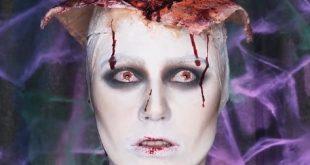Masky halloween návod
