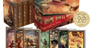 Harry Potter 20 rokov komplet